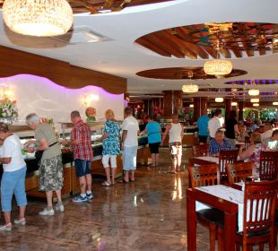 Restaurant  Hotel Grand Zaman Beach