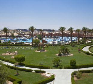 Green area SUNRISE Select Royal Makadi Resort