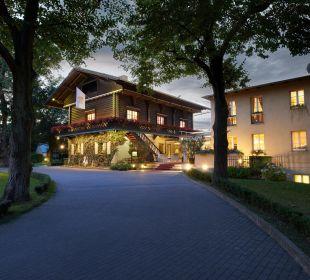 Außenansicht Relais & Châteaux Hotel Bayrisches Haus