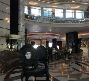 Der einzige Ort mit Wlan Hotel Delphin Imperial