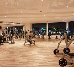 Super Fitness Raum SUNRISE Select Royal Makadi Resort