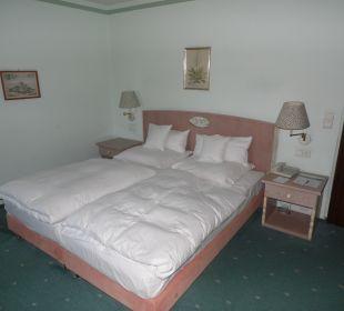 Bett Hotel Jodquellenhof Alpamare (Hotelbetrieb eingestellt)