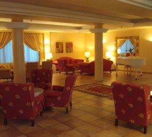 Lobby Hotel Lago Garden
