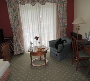 Einzelzimmer Grand Park Hotel Health & Spa