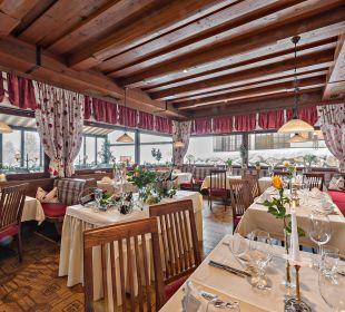 Unser gemütliches Restaurant Pension Bettina