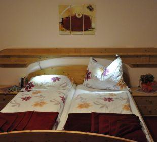 2.Schlafzimmer Appartement Graslitzen Gästehaus Seewinkel