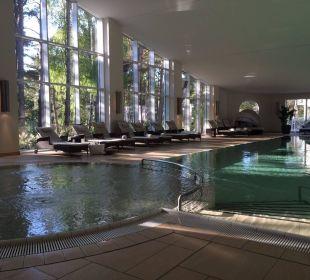 Poolbereich Strandhotel Fischland