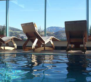 Pool Berglandhotel Untertheimerhof