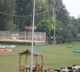 Lunapark für Kids inclusive Belek Beach Resort Hotel