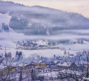 Morgendlicher Winterzauber Appartements zur Weltcupkugel