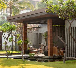 Spa Entrance The Samaya Bali - Seminyak