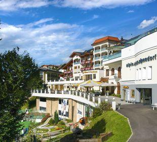Außenansicht Alpina Family, Spa & Sporthotel
