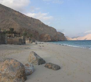 Beach Six Senses Spa At Zighy Bay