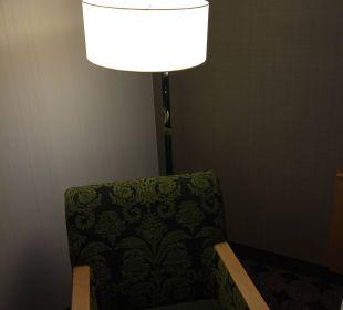 Sauber, hell und freundlich! Mövenpick Hotel Nürnberg Airport