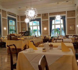Frühstücksraum Hotel Europa Splendid