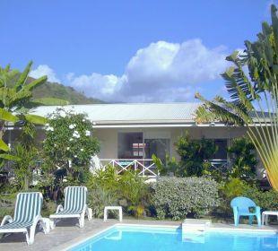 Hotelbilder pension de la plage in papeete tahiti for Chambre 13 tahiti plage