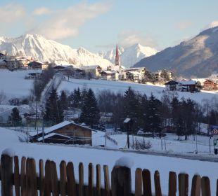 Blick  Richtung Innsbruck - ist nur 20 km entfern Pension Schottenhof