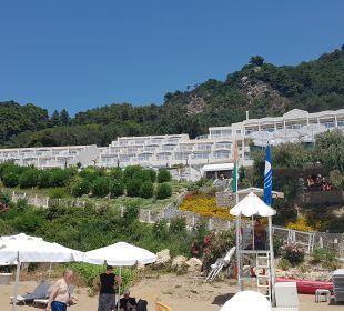 Außenansicht Mayor Pelekas Monastery