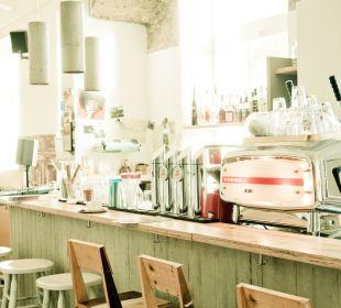 Speisesaal im Hotel Wiesler/Bar Hotel Wiesler
