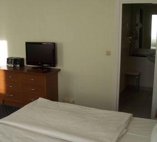 Ausstattung DZ Studio AHORN Seehotel Templin