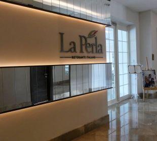 """Das Restaurant """"La Perla"""" im Hotel Aska Lara Aska Lara Resort & Spa"""