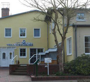 Strandkörbe mit Aussicht Villa Strandkorb Hotel Garni