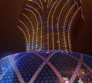 Hotel Grand Lisboa, Macau Hotel Icon