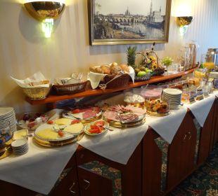 Frühstücksbuffet Hotel Ambiente (Hotelbetrieb eingestellt)