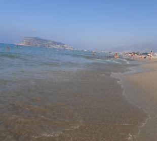 Pláž Hotel Krizantem