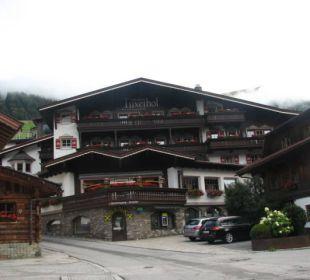 Das Hotel Hotel Alpin Spa Tuxerhof
