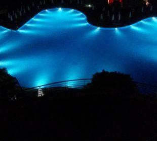 Poolanlage Hotel Horus Paradise Luxury Club