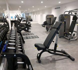 Fitnessraum Mar Azul PurEstil  Hotel & Spa