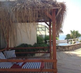 Liegebereich Hotel Divan Antalya Talya