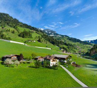 Unser wunderschöner Bauernhof Biobauernhof Aubauer