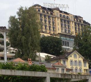 Vom Ufer Art Deco Hotel Montana Luzern