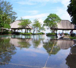 Pool Hotel Tanjung Rhu Resort