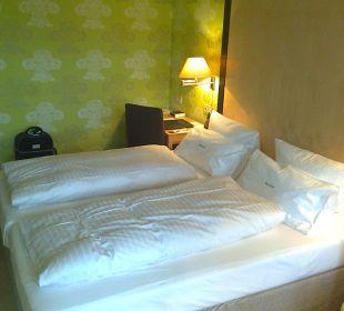 Das Bett  Romantik Hotel Bösehof