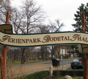 Ferienpark Bodetal Ferienpark Bodetal