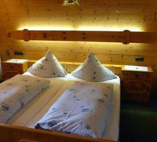Traditionell gemütliches Zimmer Frühstückspension Hüttwirt