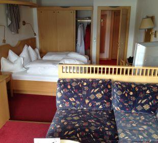 Zimmer 15 mit Seesicht Romantik Hotel Im Weissen Rössl