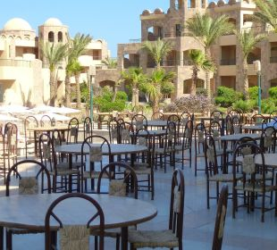 Außenrestaurant Hotel Utopia Beach Club