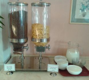 Frühstück -  Müsli Hotel Three Stars Village