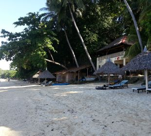 Strand Hotel Sipalay Easy Diving and Beach Resort