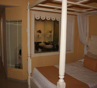 Blick Richtung Bad Luxury Bahia Principe Esmeralda Don Pablo Collection