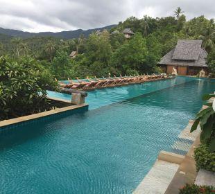 Entspannung pur Santhiya Koh Phangan Resort & Spa