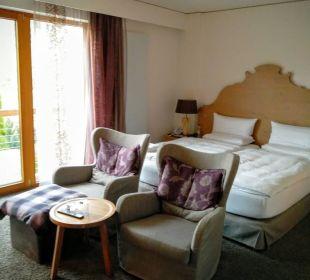 Zimmer Trettach Hotel Exquisit