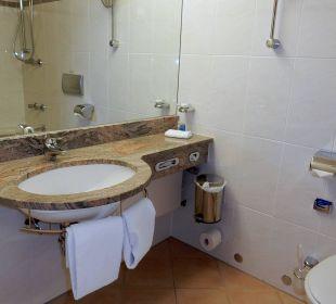 Badezimmer  Maritim Hotel Nürnberg