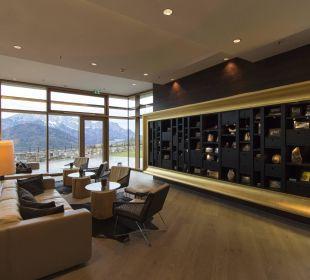 Lobby Kempinski Hotel Berchtesgaden