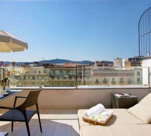 Terrace Room  Grupotel Gran Via 678