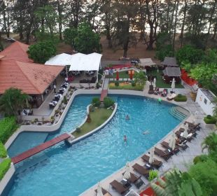 Resort Pool Hotel Dewa Phuket